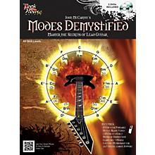 Rock House Modes Demystified Book/2 DVD Pack