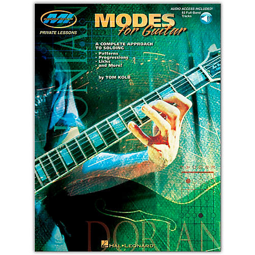 Hal Leonard Modes for Guitar (Book/Online Audio) thumbnail