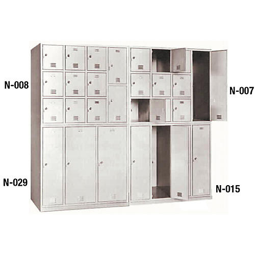 Norren Modular Instrument Cabinets in Ivory thumbnail