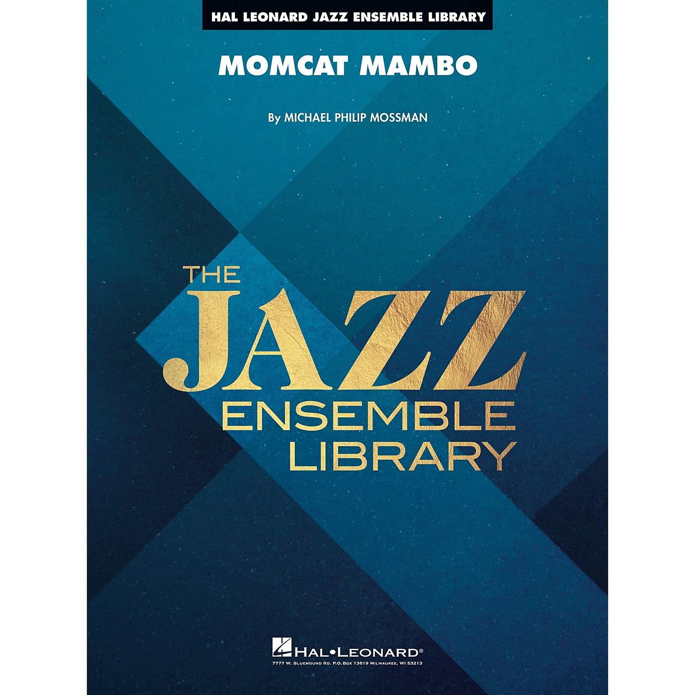 Hal Leonard Momcat Mambo Jazz Band Level 4 Composed by Michael Philip Mossman thumbnail