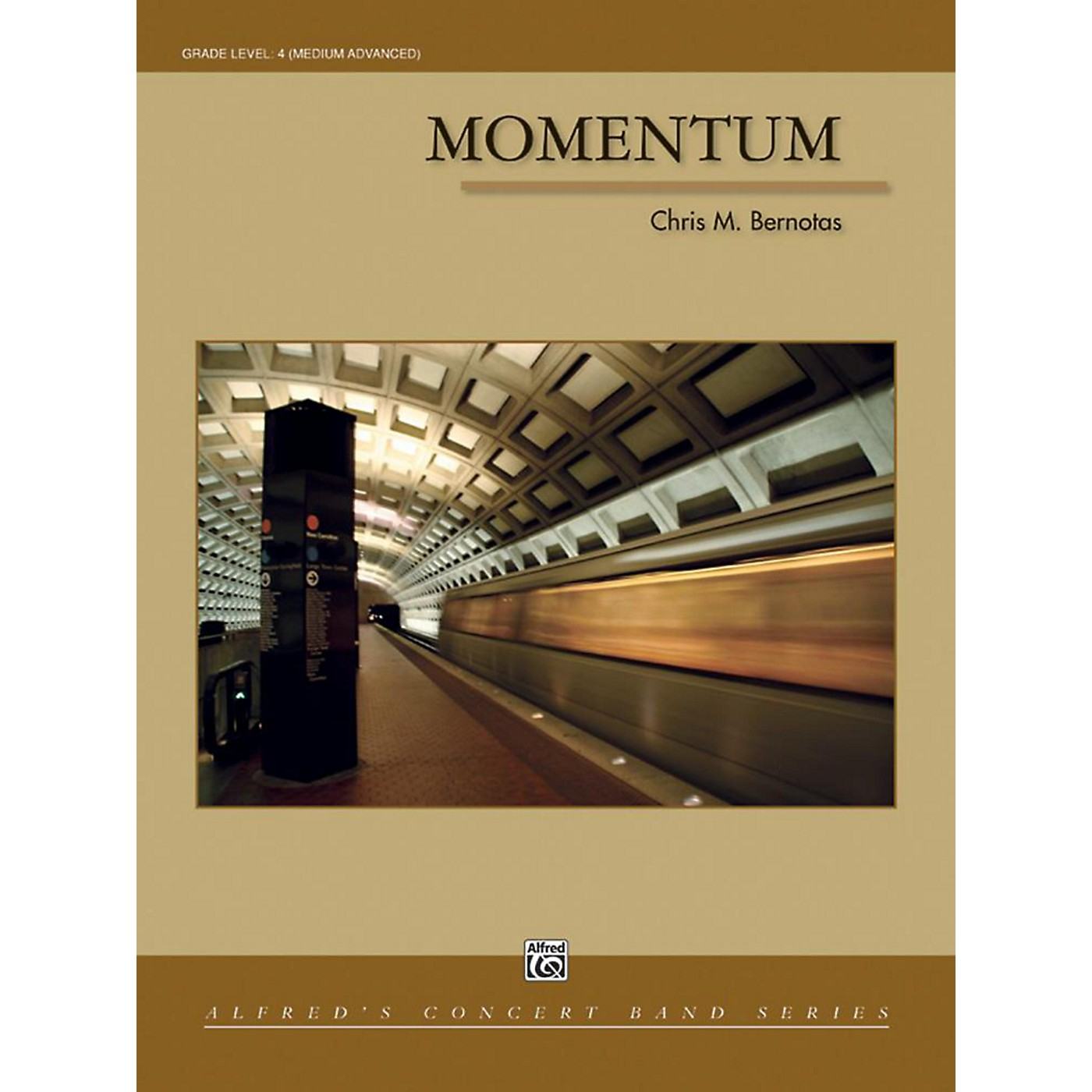 Alfred Momentum Concert Band Grade 4 Set thumbnail