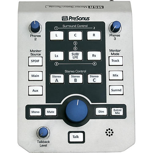 PreSonus Monitor Station Remote for FireStudio-thumbnail