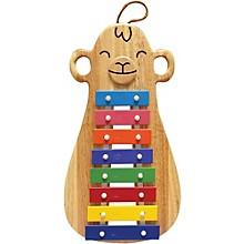 Green Tones Monkey Glockenspiel