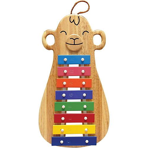 Green Tones Monkey Glockenspiel thumbnail