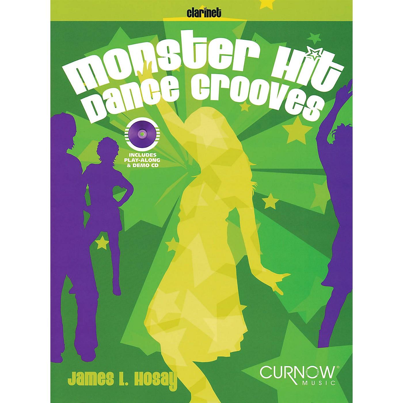 Curnow Music Monster Hit Dance Grooves (Trombone) Concert Band thumbnail