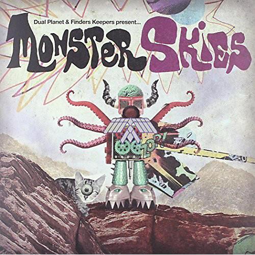 Alliance Monster Skies (Dual Planet & Finders Keepers) - Monster Skies (Dual Planet & Finders Keepers) thumbnail