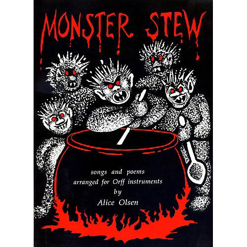 Alice Olsen Publishing Monster Stew thumbnail