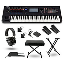 Yamaha Montage 6 Synthesizer Package
