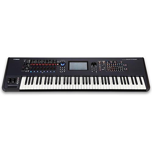 Yamaha Montage 7 76-Key Flagship Synthesizer thumbnail