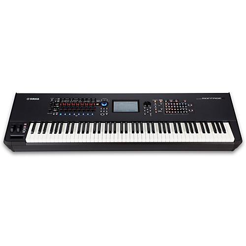 Yamaha Montage 8 Flagship Synthesizer thumbnail