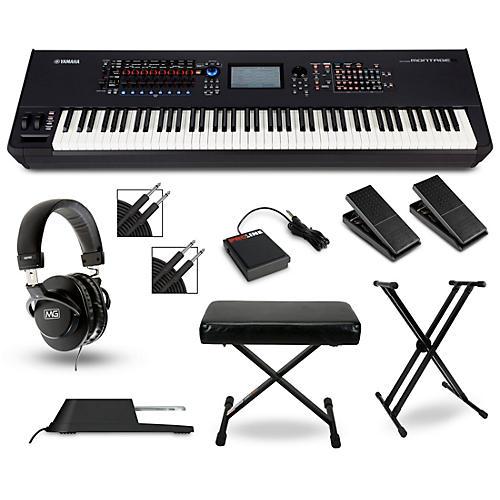 Yamaha Montage 8 Synthesizer Package thumbnail