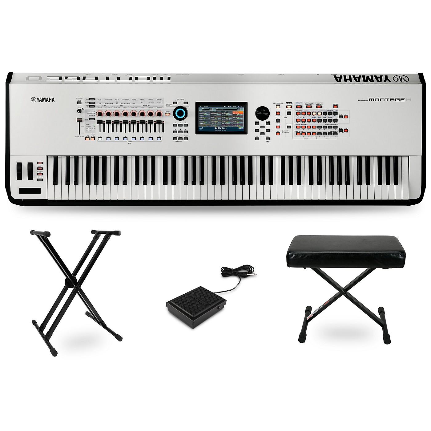 Yamaha Montage 88-Key Synthesizer Essentials Kit thumbnail