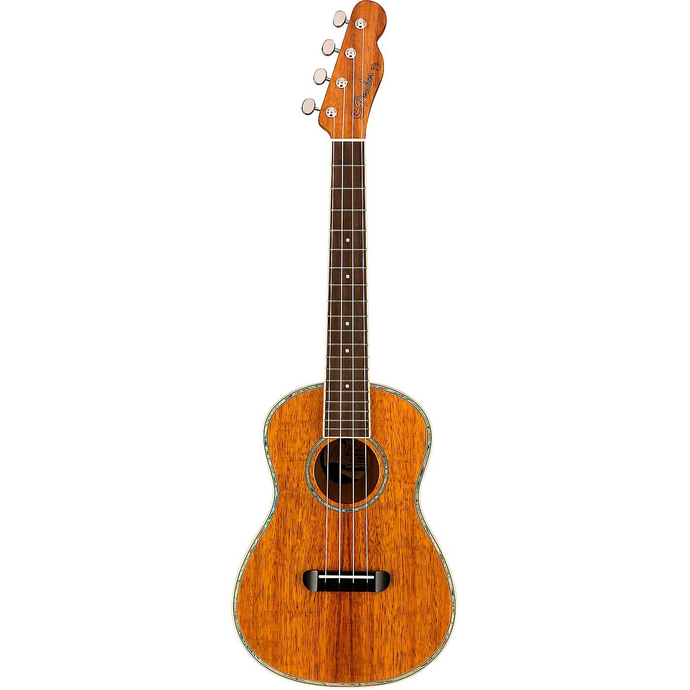 Fender Montecito Tenor Ukulele thumbnail