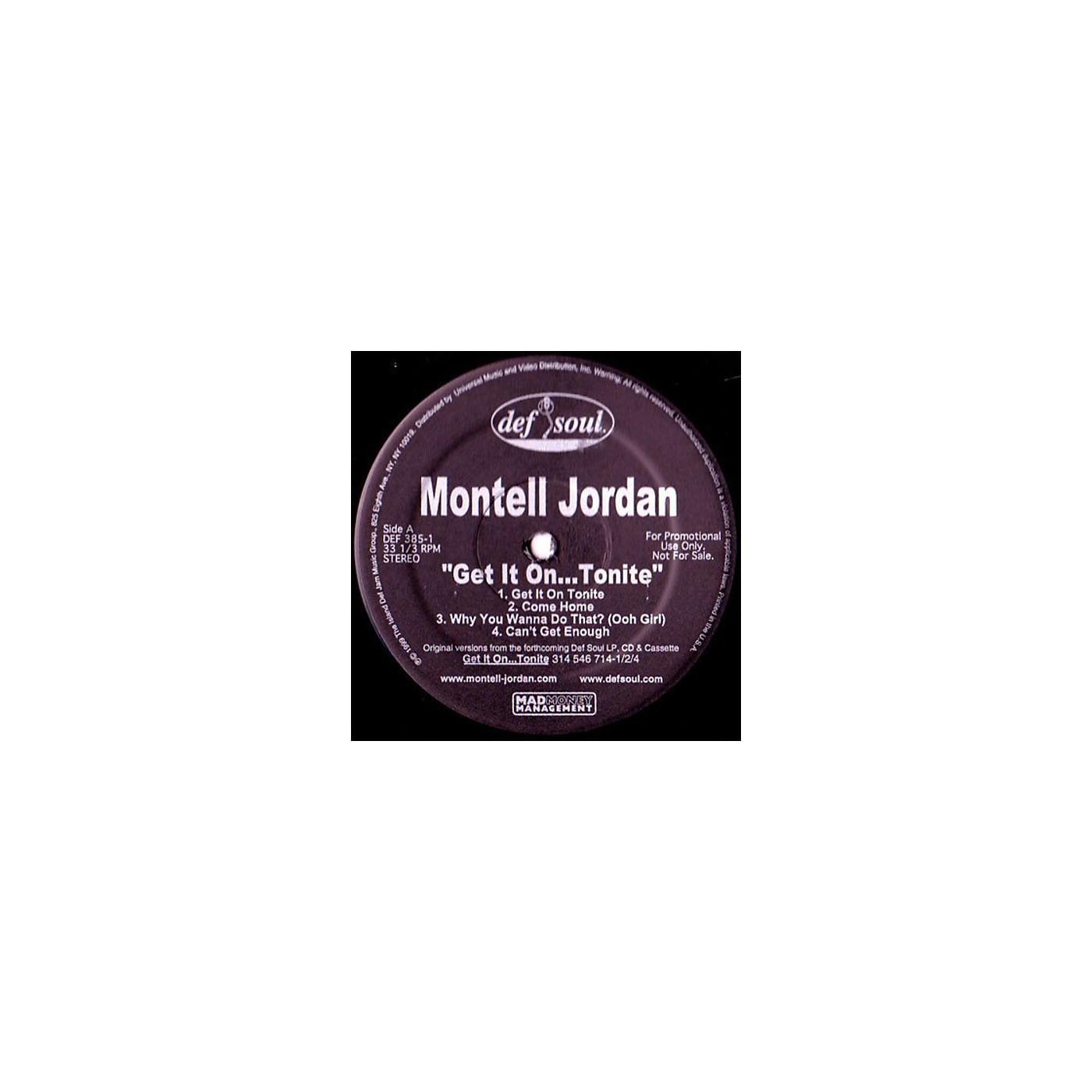 Alliance Montell Jordan - Get It on Tonite thumbnail