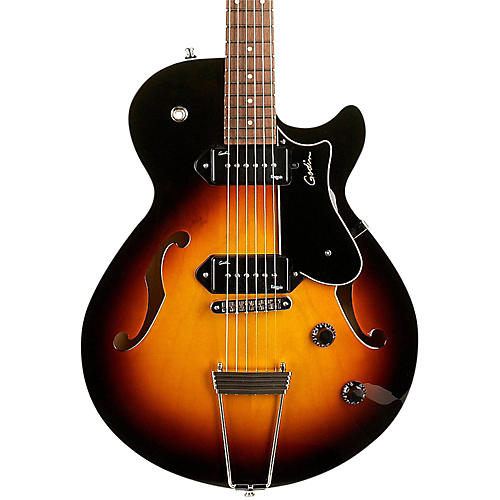 Godin Montreal Premiere P90 Semi-Hollow Electric Guitar thumbnail