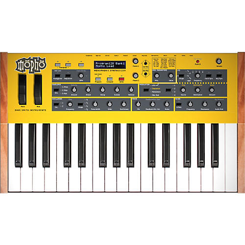 Dave Smith Instruments Mopho Keyboard Synth-thumbnail