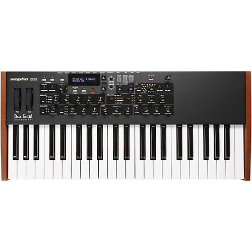 Dave Smith Instruments Mopho SE Monophonic Analog Keyboard Synthesizer thumbnail