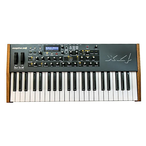 Dave Smith Instruments Mopho x4 Synthesizer Keyboard thumbnail