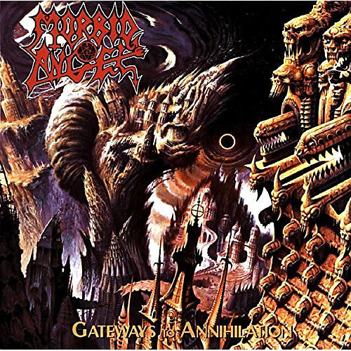 Alliance Morbid Angel - Gateways To Annihilation thumbnail