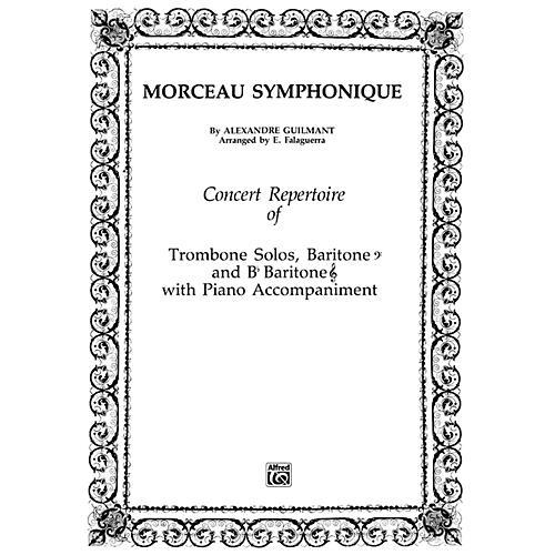 Alfred Morceau Symphonique Trombone Solo thumbnail
