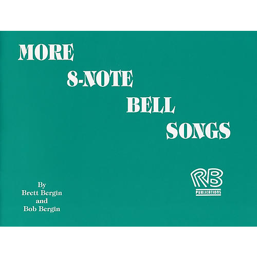 Rhythm Band More 8-Note Bell Songs Book thumbnail