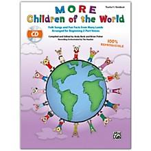 Alfred More Children of the World CD Kit (Book & Enhanced CD) Grades 3 & Up