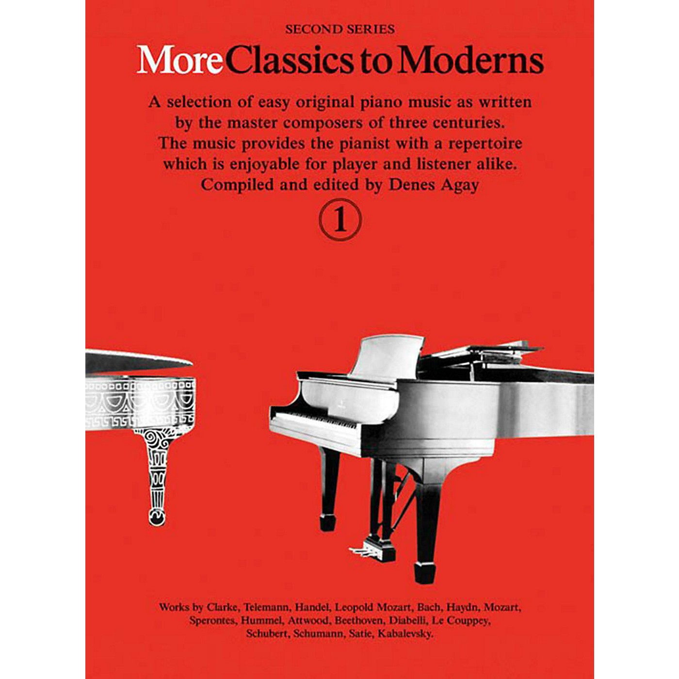 Music Sales More Classics To Moderns - Second Series Book 1 thumbnail