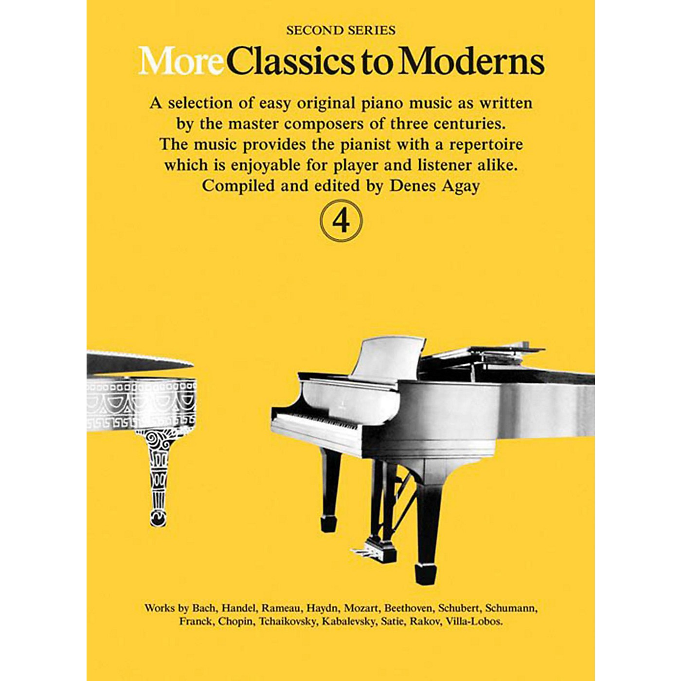 Music Sales More Classics To Moderns - Second Series Book 4 thumbnail