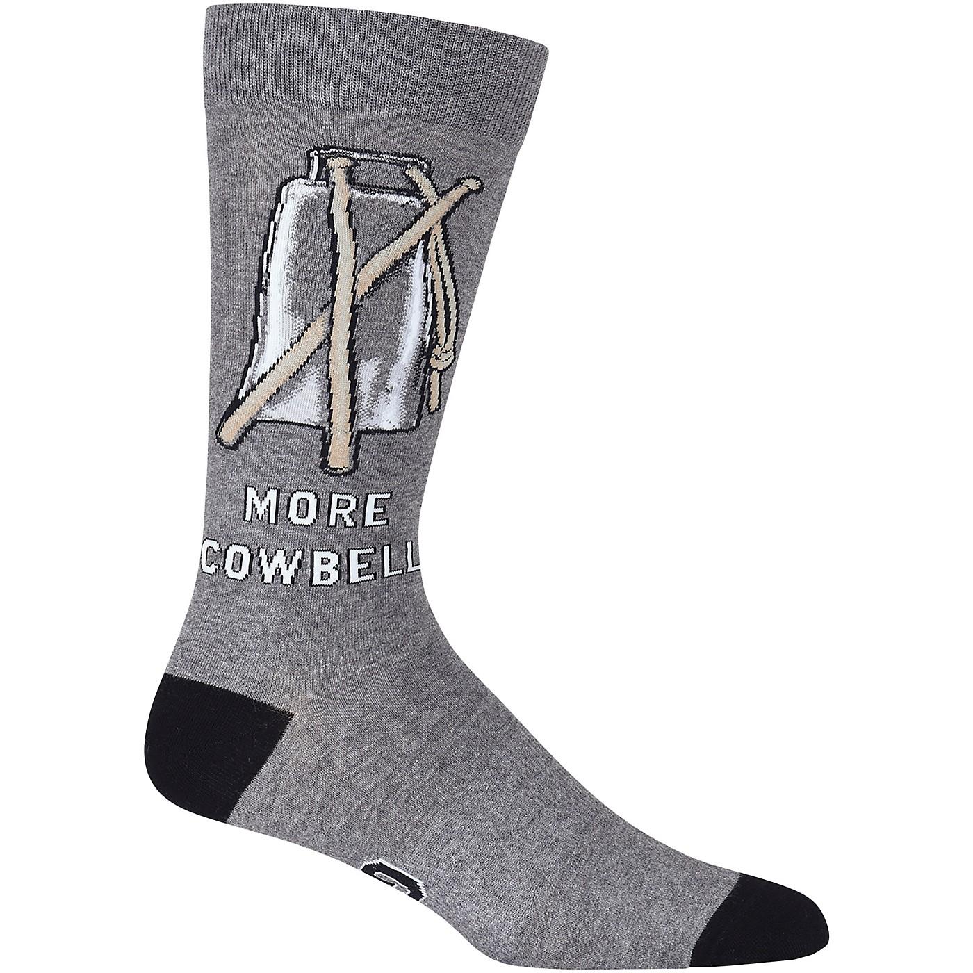 K. Bell More Cowbell Sock thumbnail
