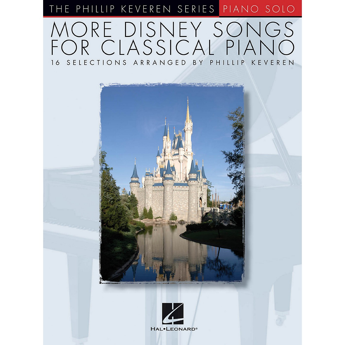 Hal Leonard More Disney Songs For Classical Piano - The Phillip Keveren Series For Piano Solo thumbnail
