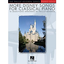 Hal Leonard More Disney Songs For Classical Piano - The Phillip Keveren Series For Piano Solo