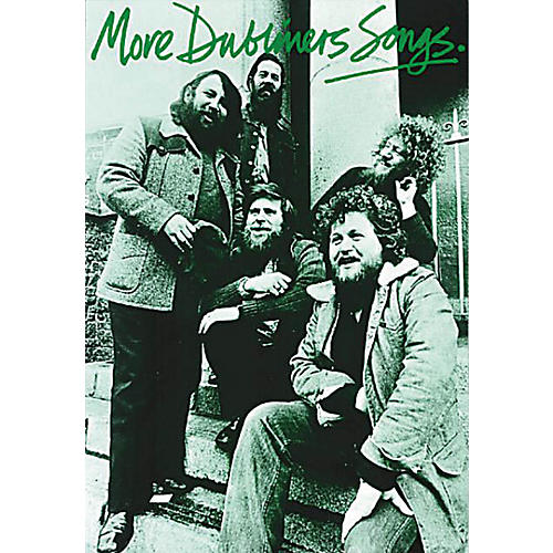 Music Sales More Dubliners' Songs Music Sales America Series Softcover Performed by Dubliners thumbnail