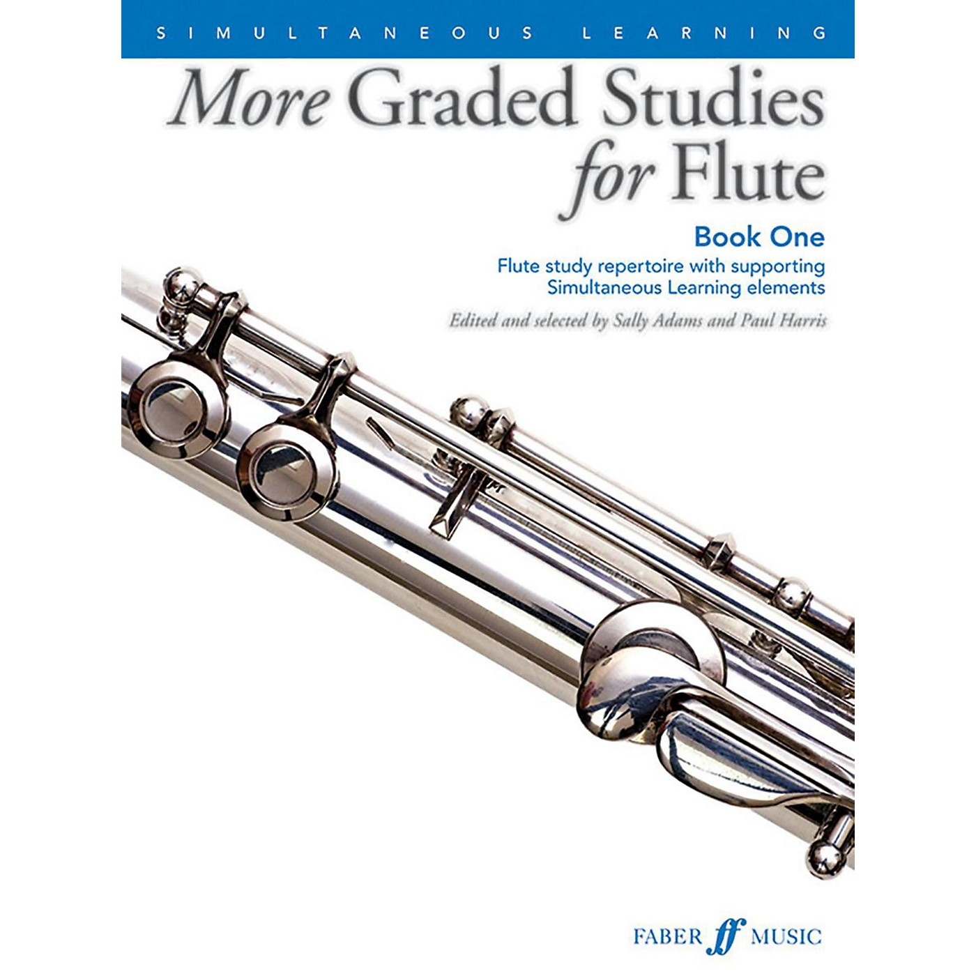 Alfred More Graded Studies for Flute, Book 1 thumbnail