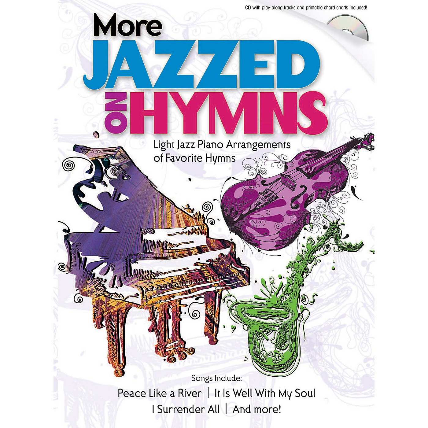 Shawnee Press More Jazzed on Hymns Composed by Various thumbnail