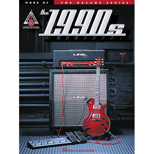 Hal Leonard More of the 1990's Guitar Tab Songbook thumbnail