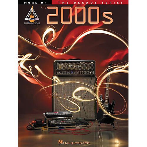 Hal Leonard More of the 2000's Guitar Tab Songbook thumbnail