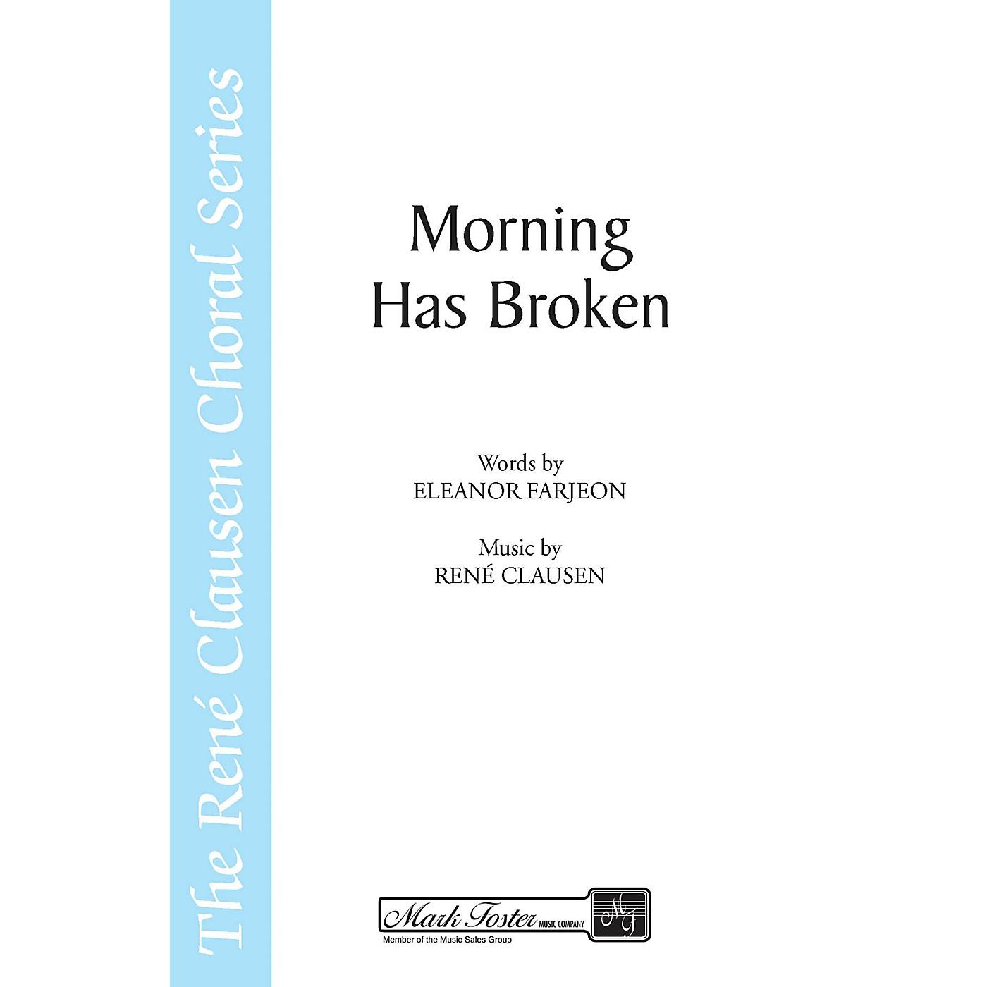Shawnee Press Morning Has Broken SSA composed by Eleanor Farjeon thumbnail
