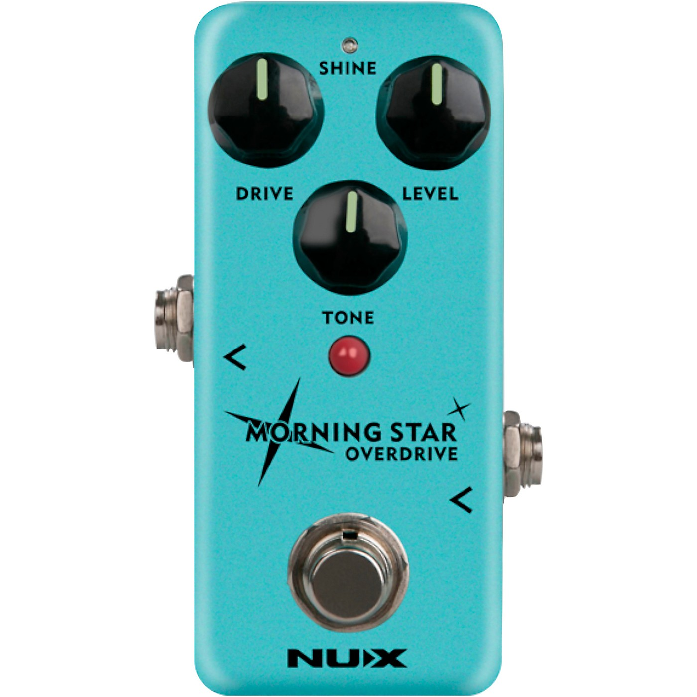 NUX Morning Star Overdrive Effects Pedal thumbnail