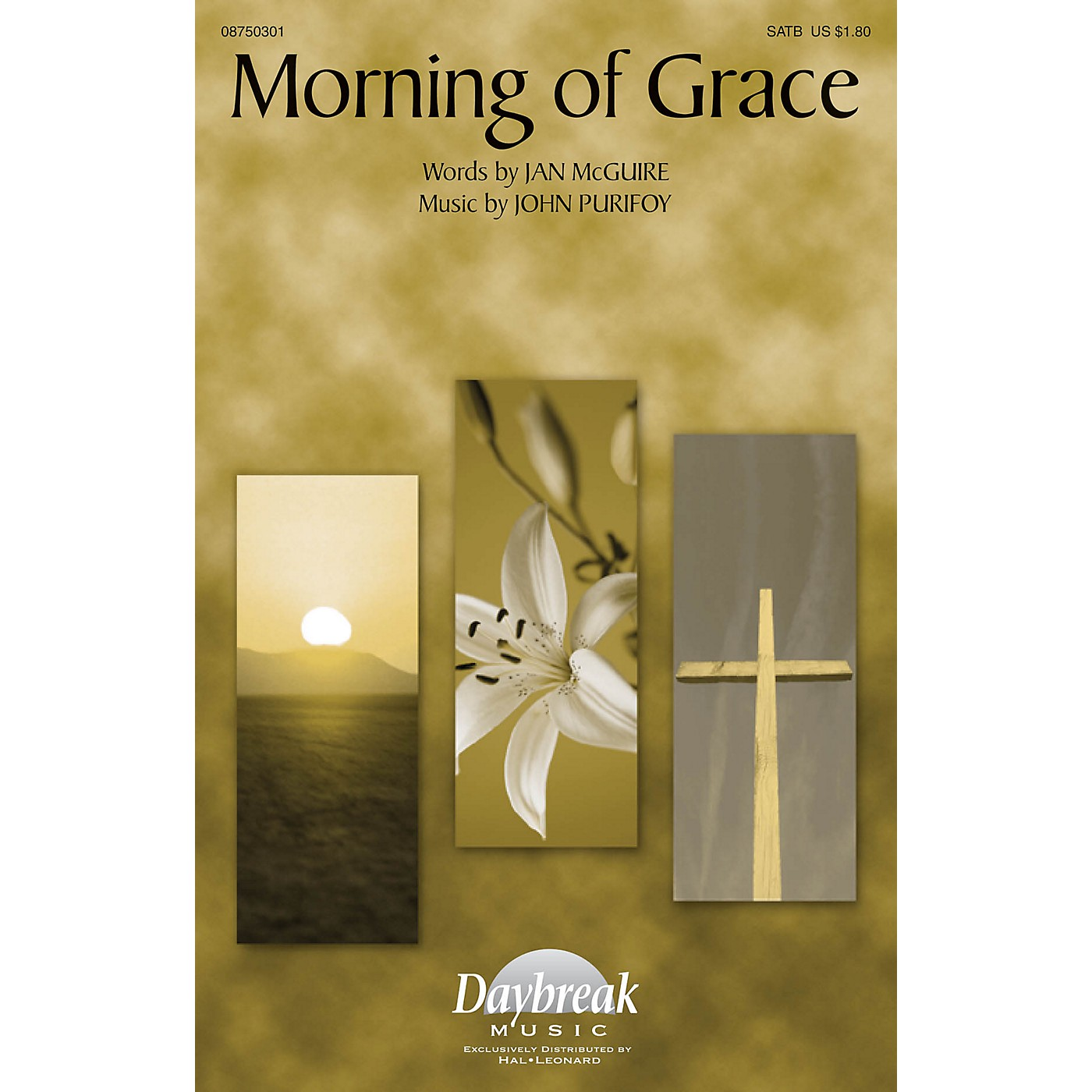 Daybreak Music Morning of Grace SATB composed by John Purifoy thumbnail