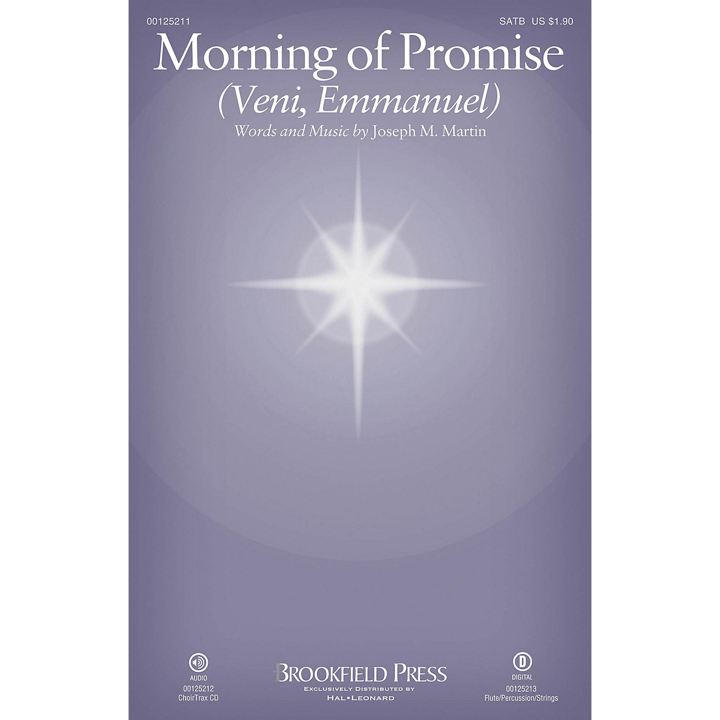 Brookfield Morning of Promise CHOIRTRAX CD Composed by Joseph M. Martin thumbnail