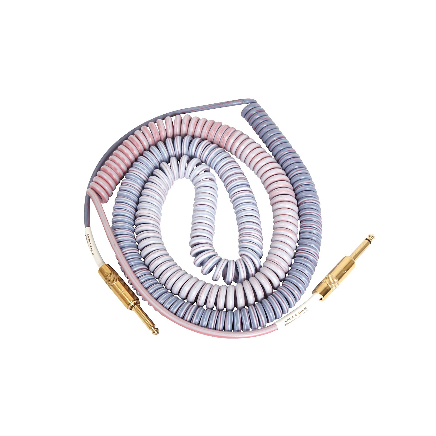Lava Morph Coil Instrument Cable Straight Silent to Straight thumbnail