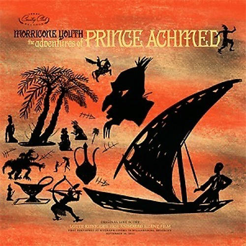 Alliance Morricone Youth - Adventures Of Prince Achmed (original Soundtrack) thumbnail