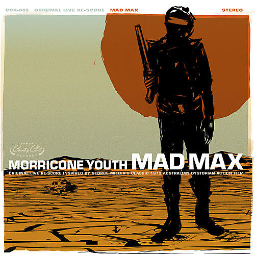 Alliance Morricone Youth - Mad Max (original Soundtrack) thumbnail