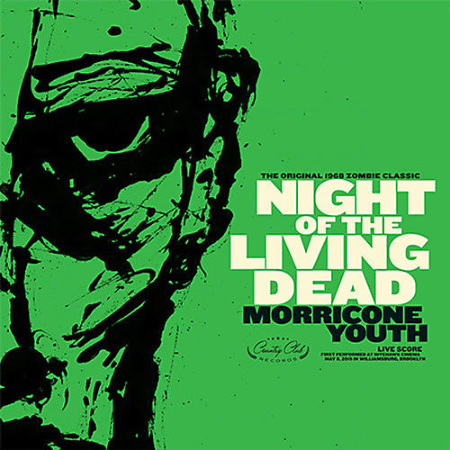 Alliance Morricone Youth - Night Of The Living Dead (original Soundtrack) thumbnail