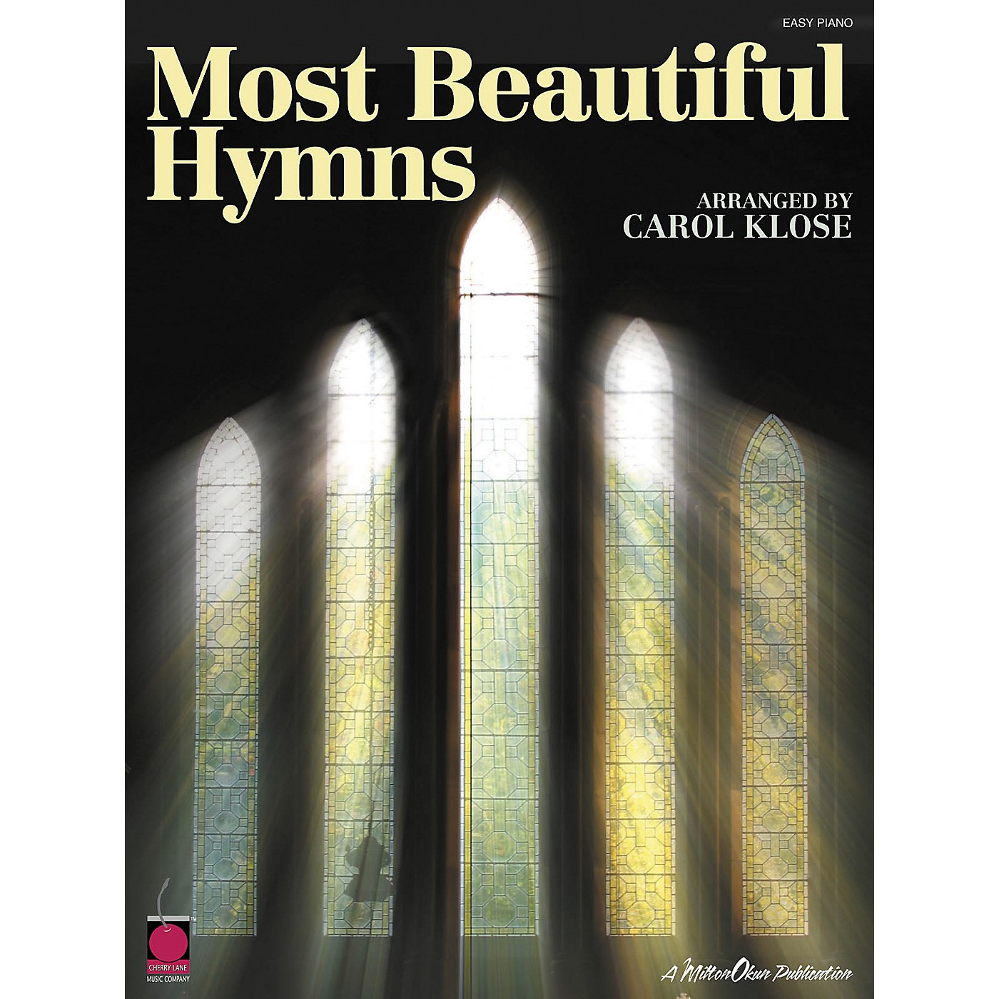 Cherry Lane Most Beautiful Hymns For Easy Piano thumbnail