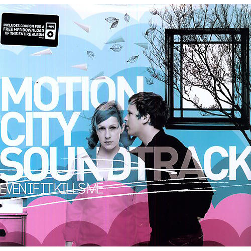 Alliance Motion City Soundtrack - Even If It Kills Me thumbnail