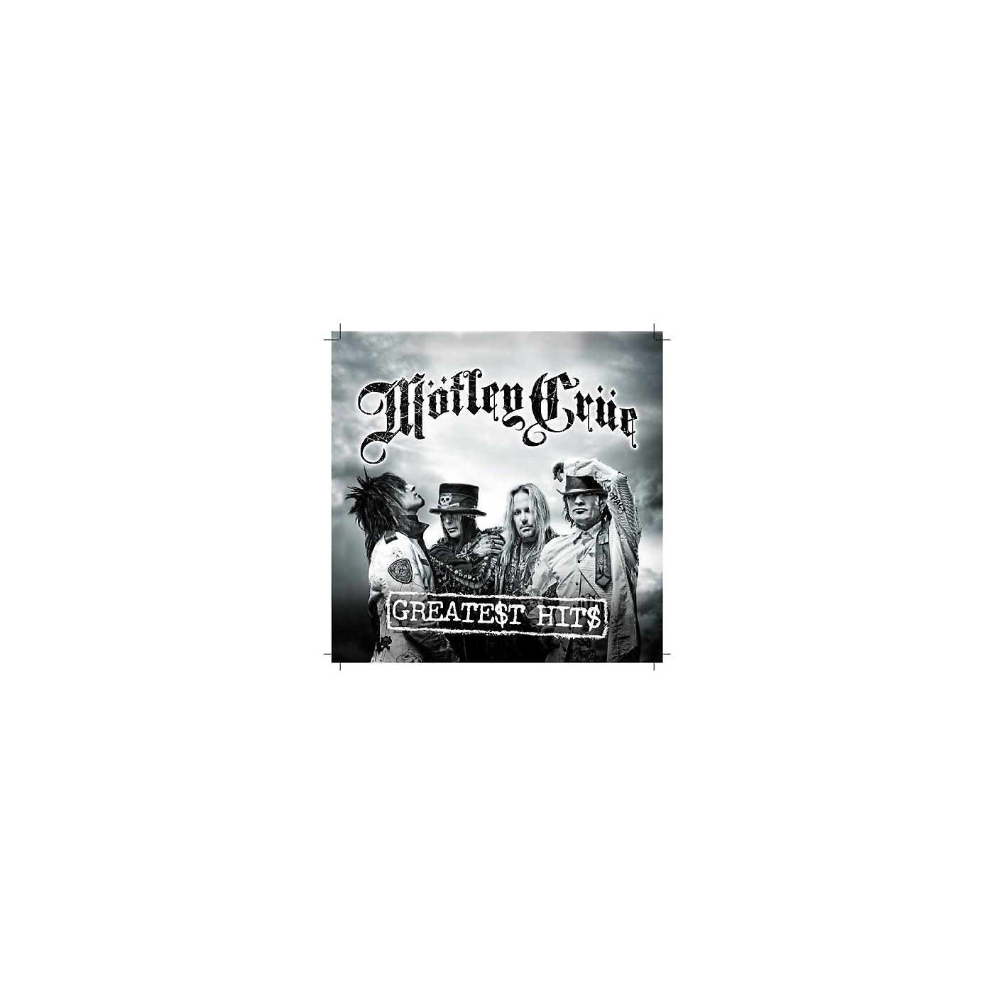 Alliance Motley Crue - Greatest Hits (CD) thumbnail