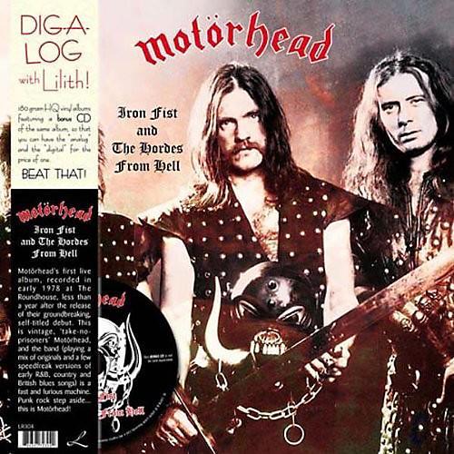 Alliance Motorhead - Iron Fist & the Hordes from Hell thumbnail