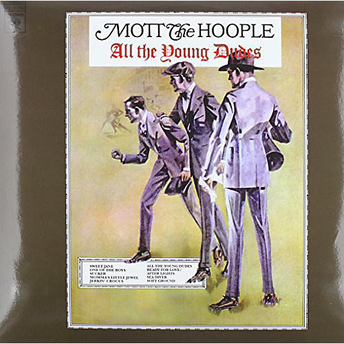 Alliance Mott the Hoople - All the Young Dudes thumbnail