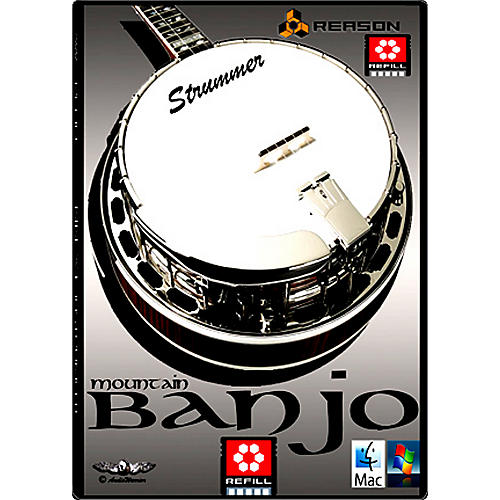 AudioWarrior Mountain Banjo Reason ReFill thumbnail